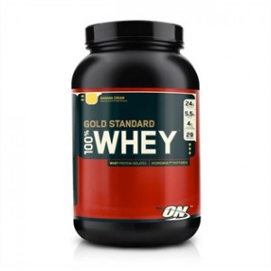 100% Whey Gold Standard 2 LBs