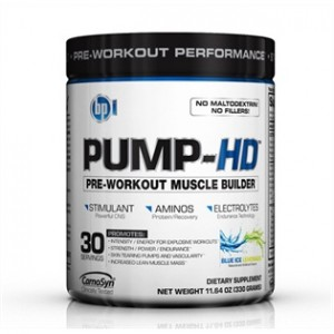 Pump-HD 30 servings