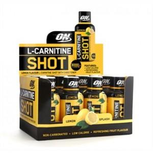 12X L-Cartinine Shots