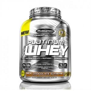 Platinum 100% Pure Whey 2 LBs