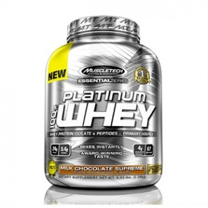Platinum 100% Pure Whey 5 LBs