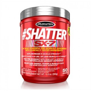 Shatter SX-7 50 Servings