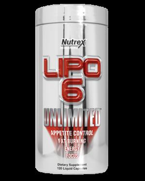Lipo-6 Unlimited 120 Caps