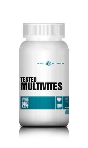 Tested Multivites 100 caps