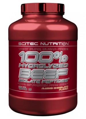 BEEF HYDROLYZED ISOLATE 100% 1800g
