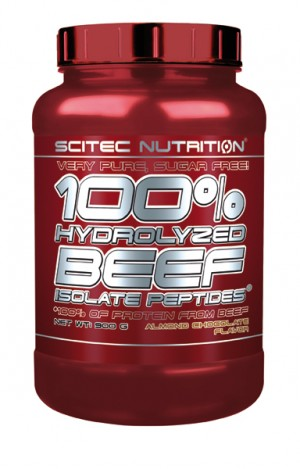 BEEF HYDROLYZED ISOLATE 100% 900g