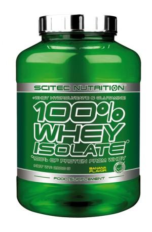 100% Whey Isolada 2000G