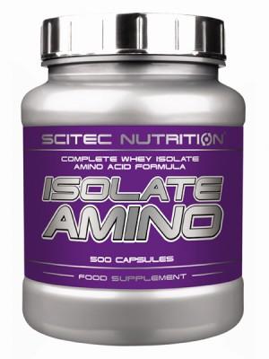 Isolate Amino 500 Tabs