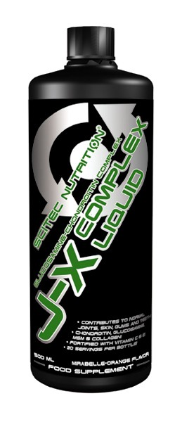 Liquid J-X Complex 500Ml