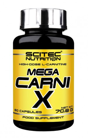 Mega Carni-X 60 Caps