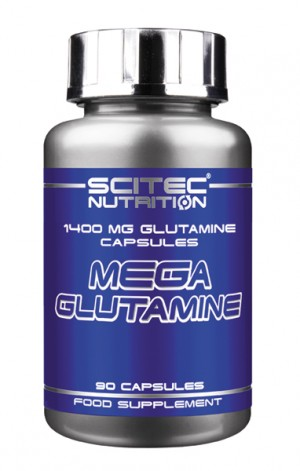 Mega Glutamine 90 caps