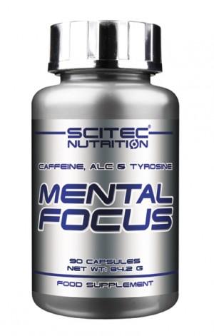Mental Focus 90 Caps
