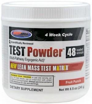 Test Powder - Fruit Punch