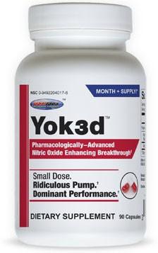 Yok3D  90 caps