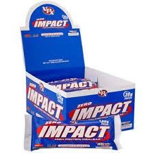 Zero Impact Bars 30g