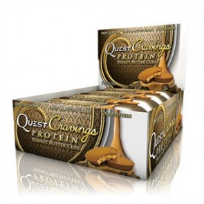 12X Quest Bar Cravings -Peanut Butter Cups