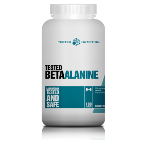 Tested Beta-Alanine 180 caps