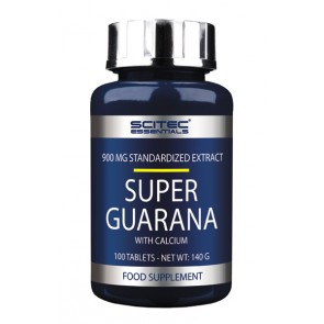 SUPER GUARANA Com Cálcio 100 tabs