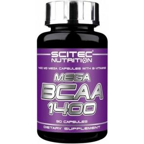 mega bcaa 1400 90caps