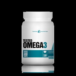 Tested Omega 3 100 caps