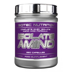 Isolate Amino 250 Tabs