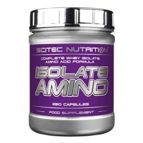 Isolate Amino 250 Tabs