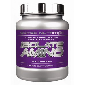 Isolate Amino 500 Tabs