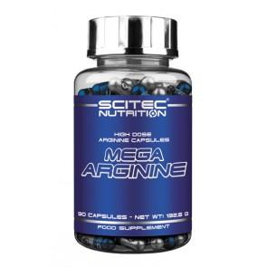 Mega Arginine 140 Caps