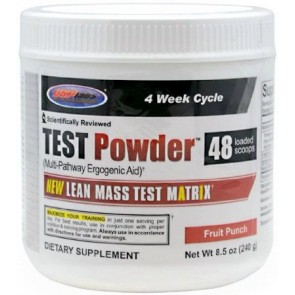 Test Powder - Fruit Punch